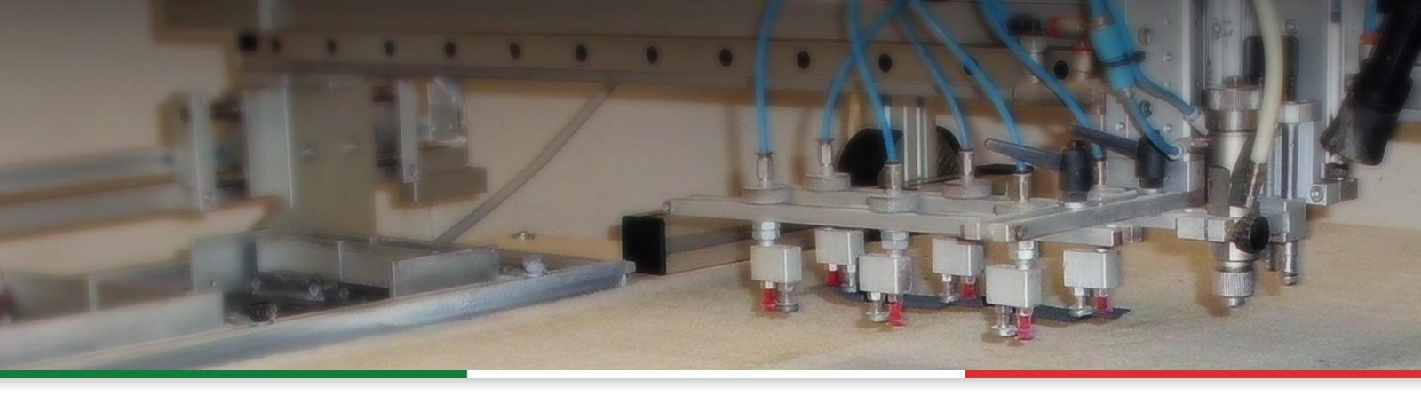 Tecnologia nella preparazione della piccola pelletteria